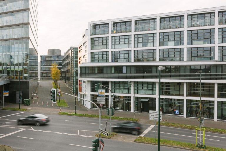 Büro - Himmels Immobilienentwicklung